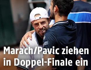 Oliver Marach und Mate Pavic