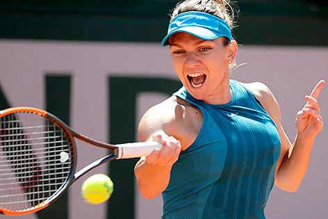 Tennisspielerin Simona Halep (ROU)