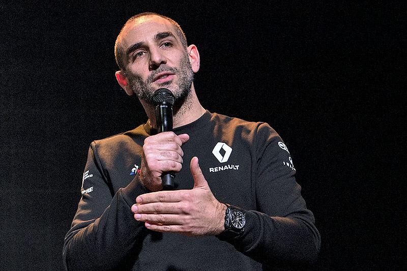 Renault-Sportdirektor Cyril Abiteboul