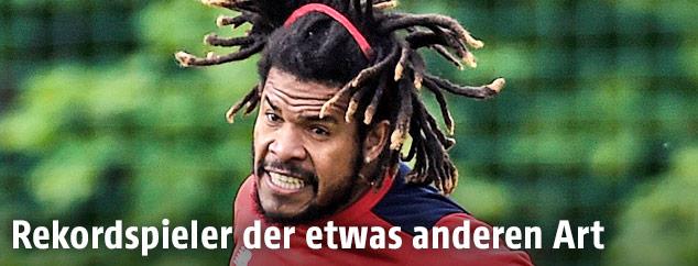 panamaischer Nationalspieler Roman Torres