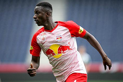 Salzburg-Spieler Amadou Haidara
