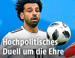 Mohamed Salah (Ägypten)