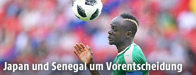 Senegalesischer Fußballer Sadio Mane