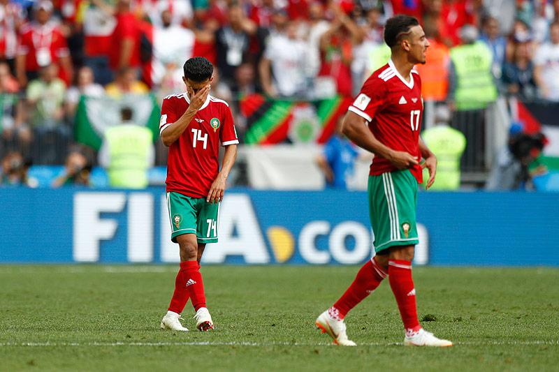 Spieler von Marokko