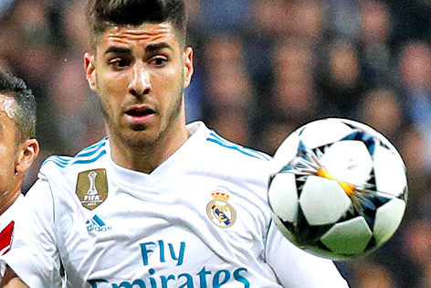 Real-Madrid-Spieler Marco Asensio