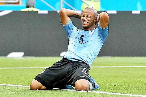 Kolumbianischer Fußballer Carlos Sanchez
