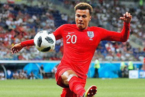 Der englische Teamspieler Dele Alli