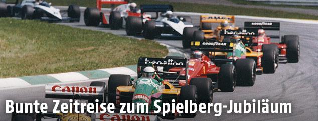 Grand Prix von Österreich, 1987