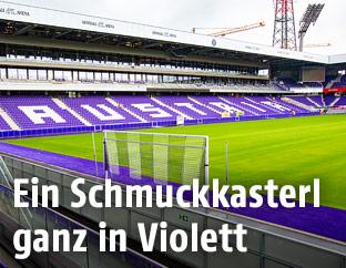 Generali Arena der Wiener Austria