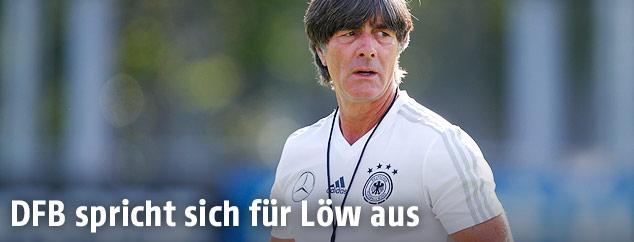 Deutscher Trainer Joachim Löw