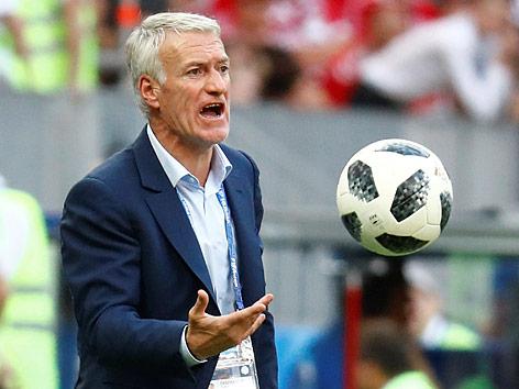 Trainer Frankreich