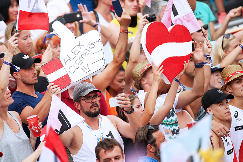 Fans bei der WM