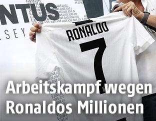Ronaldo-Trikot