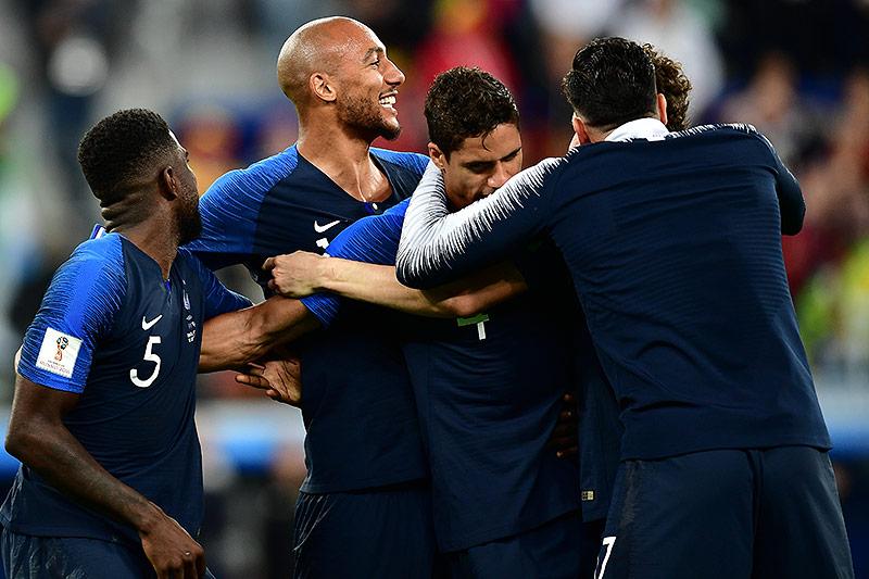 Jubel von Frankreich