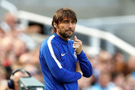 Bisheriger Chelsea-Trainer Antonio Conte