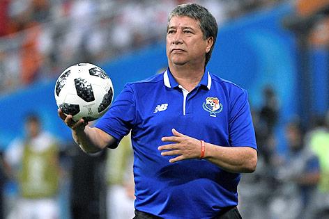 Trainer Hernan Dario Gomez