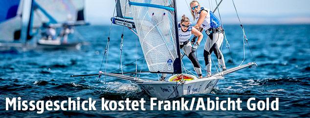 Tanja Frank und Lorena Abicht