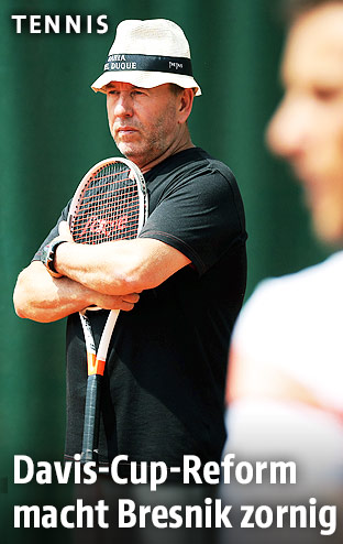 Thiem-Trainer Günther Bresnik