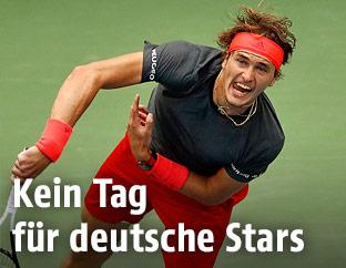 Deutscher Tennisspieler Alexander Zverev